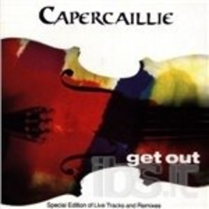 CAPERCAILLIE - GET OUT (CD)