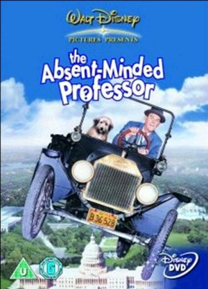 UN PROFESSORE FRA LE NUVOLE / THE ABSENT MINDED PROFESSOR (IMPORT) (DVD)