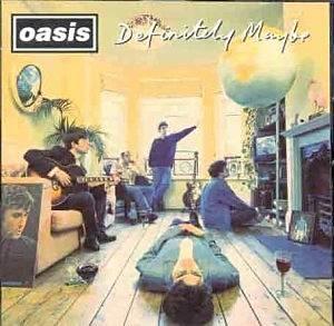 OASIS - DEFINITELY MAYBE IMPORT (CD)