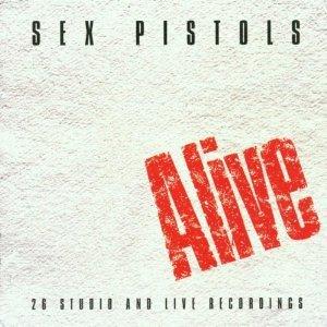 SEX PISTOLS - ALIVE SEX PISTOL (CD)
