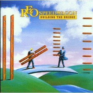 REO SPEEDWAGON - BUILDING THE BRIDGE (CD)