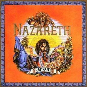 NAZARETH - RAMPANT (CD)