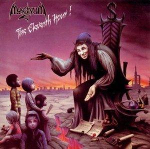 MAGNUM - THE ELAVENTH HOUR (CD)