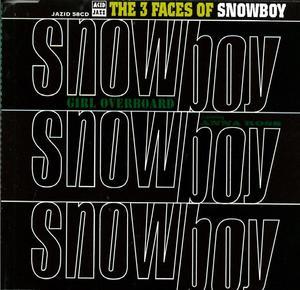 SNOWBOY GIRL OVERBOARD (CD)