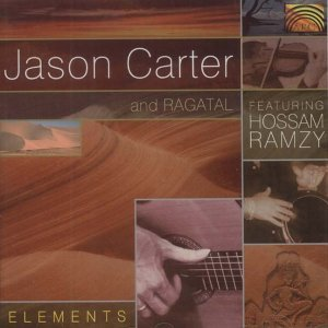 JASON CARTER - ELEMENTS - JASON CARTER AND RAGATAL (CD)