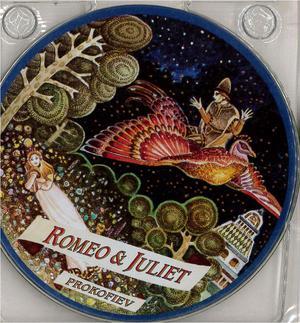 ROMEO & JULIET - PROKOFIEV (METAL BOX) (CD)