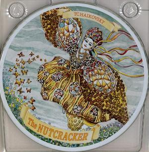 THCAIKOVSKY - THE NUTCRACKER SWAN LAKE - ROMEO E JULIET (METAL
