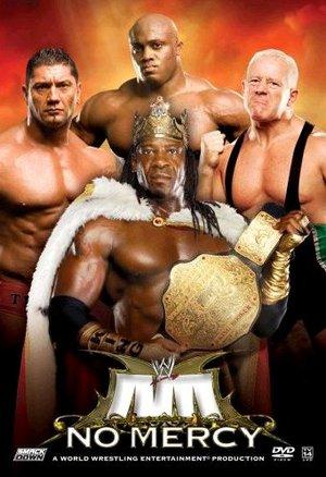 WWE - NO MERCY 2006 (DVD)