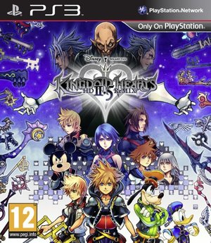 KINGDOM HEARTS HD II.5 REMIX (PS3)