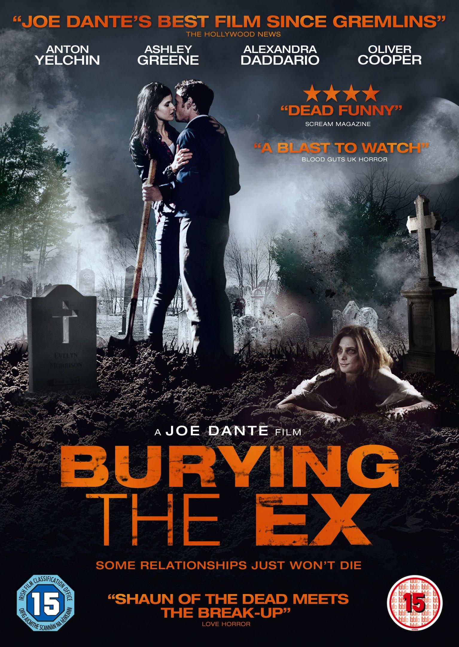 BURYING THE EX [EDIZIONE: REGNO UNITO] (DVD)