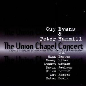 EVANS HAMMIL - THE UNION CHAPEL CONCERT -2CD (CD)