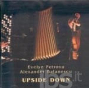 ALEXANDER BALANESCU - UPSIDE DOWN (CD)