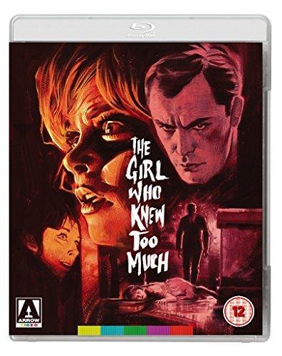 LA RAGAZZA CHE SAPEVA TROPPO / THE GIRL WHO KNEW TOO MUCH (DVD + BLU RAY)