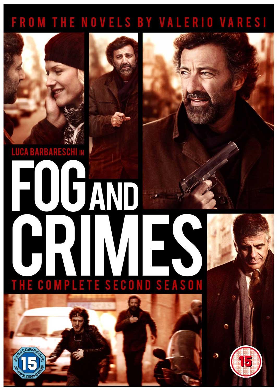 COF.NEBBIE E DELITTI (FOG & CRIMES) - SEASON 2 (3 DVD) [EDIZIONE