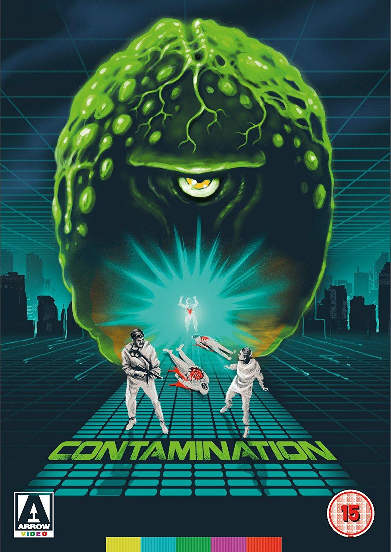 CONTAMINATION [EDIZIONE: REGNO UNITO] (DVD)