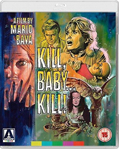 KILL BABY... KILL! [EDIZIONE: REGNO UNITO]