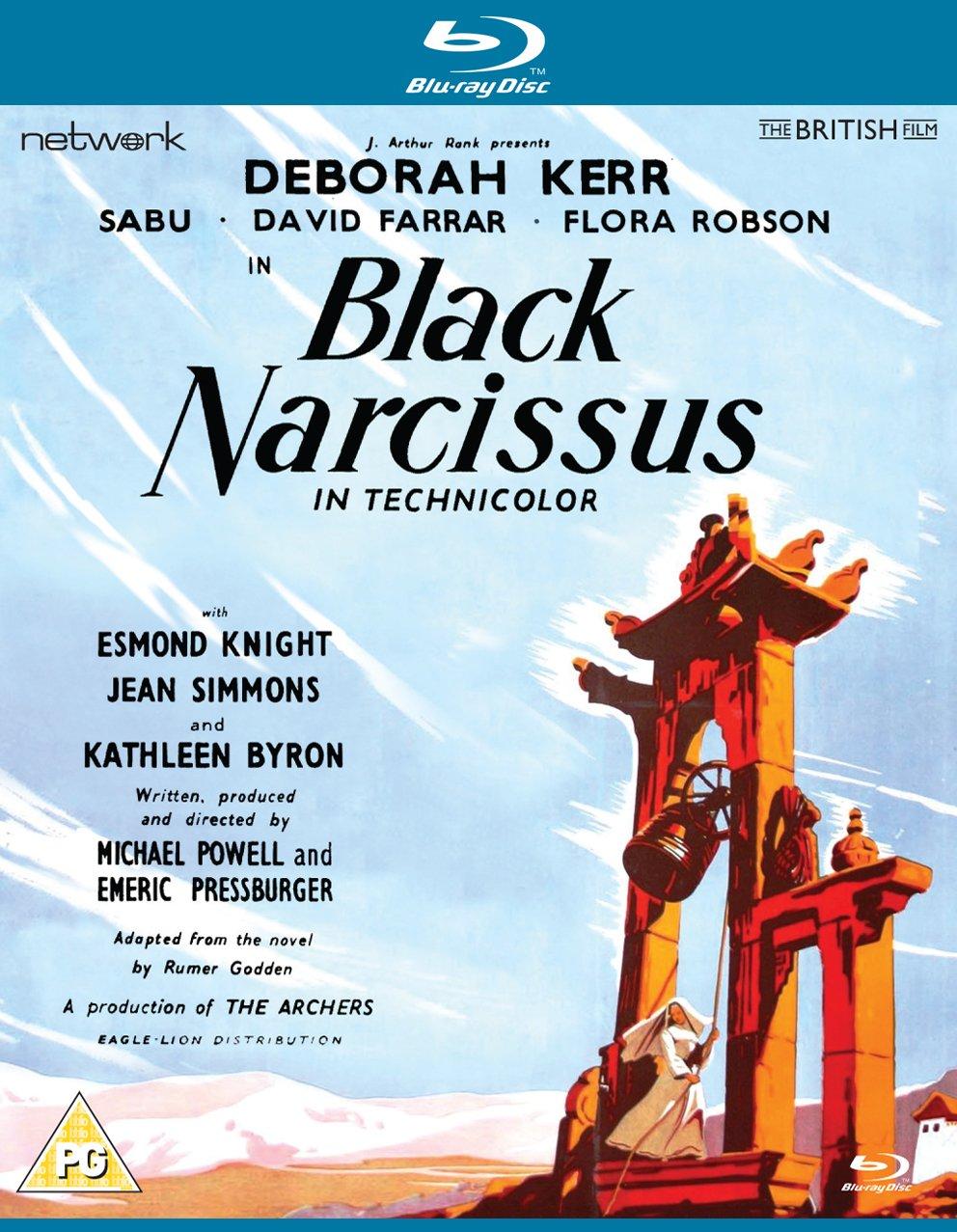 BLACK NARCISSUS [EDIZIONE: REGNO UNITO]