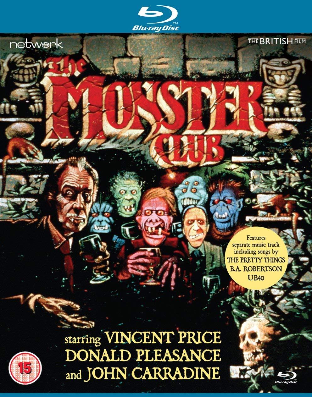 THE MONSTER CLUB [EDIZIONE: REGNO UNITO]