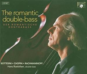 THE ROMANTIC DOUBLE-BASS -2CD (CD)