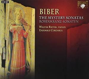 BIBER: THE MYSTERY SONATAS -2CD (CD)