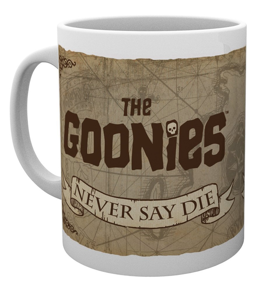 GOONIES (THE) - NEVER SAY DIE (TAZZA)