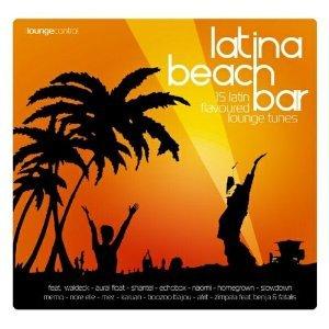 LATINA BEACH BAR (CD)