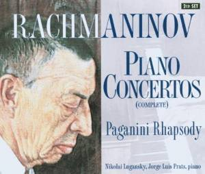 PIANO CONCERTOS (COMPLETE) CLASSICA (CD)