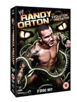 COF.RANDY ORTON - THE EVOLUTION OF A PREDATOR (3 DVD) (IMPORT) (