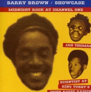 BARRY BROW - SHOWCASE (CD)