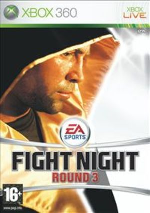 EA SPORT FIGHT NIGHT ROUND 3 XBOX 360
