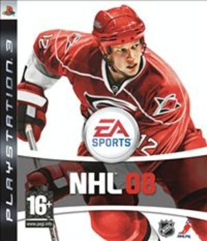 NHL 08 PS3