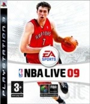 NBA LIVE09 PS3