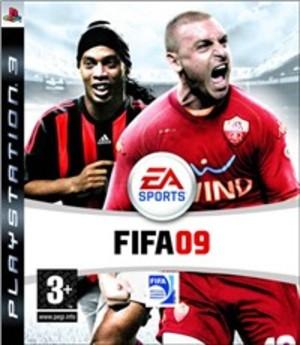 FIFA 09 PS3