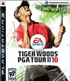 TIGER WOODS PGA TOUR 10 PS3