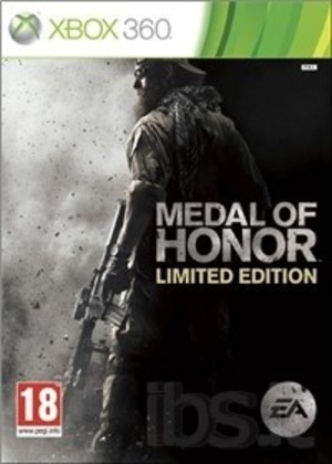 MEDAL OF HONOR LIMITED EDITION XBOX360