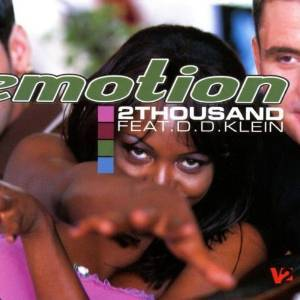 2THOUSAND FT D.D. KLFIN - EMOTINO (CD)