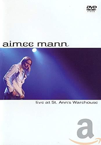 MANN AIMEE - LIVE AT ST. ANN'S WAREHOUSE (DVD)