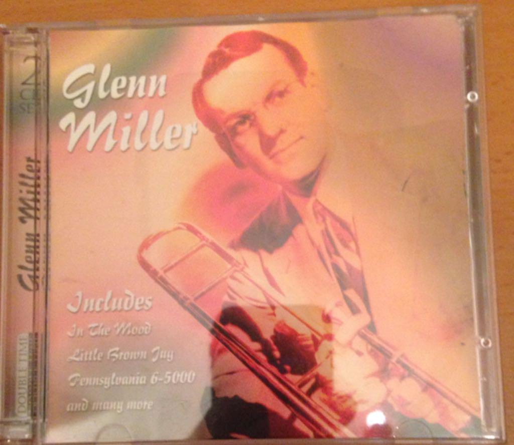 GLENN MILLER (CD)