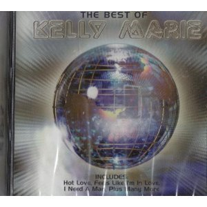 KELLY MARIE - THE BEST OF KELLY MARIE (CD)