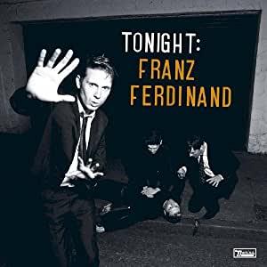 FRANZ FERDINAND - TONIGHT (CD)