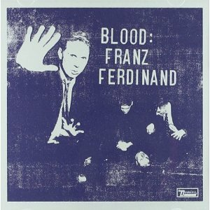 FRANZ FERDINAND - BLOOD (CD)