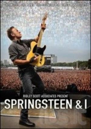 BRUCE SPRINGSTEEN - SPRINGSTEEN & I (DVD)