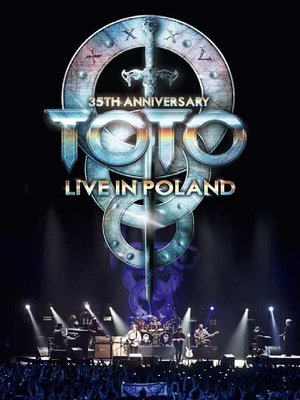 TOTO - LIVE IN POLAND (DVD)