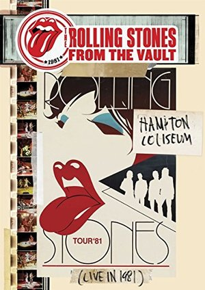 THE ROLLING STONES - FROM THE VAULT L.A. FORUM (LIVE IN 1975) (D
