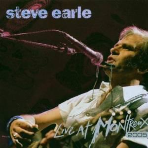 STEVE EARLE - LIVE AT MONTREUX 2005 CD (CD)