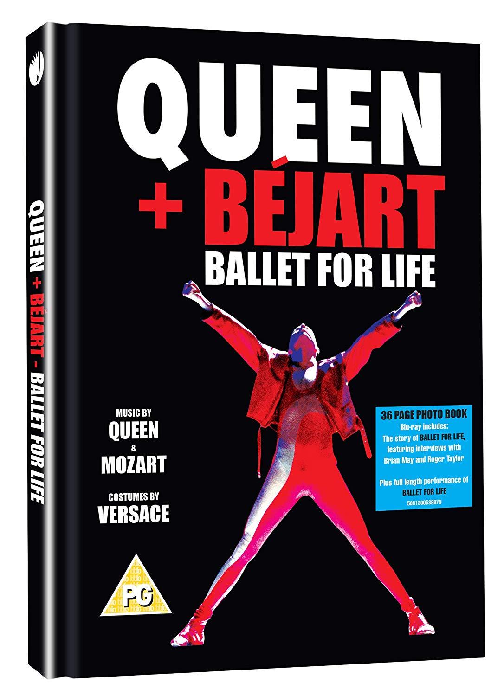 QUEEN/MAURICE BEJART - BALLET FOR LIFE DELUXE (DVD)