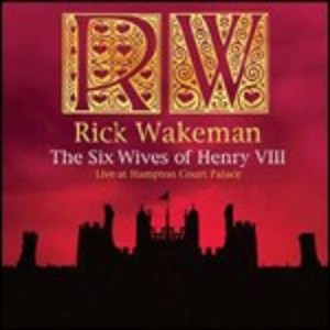 THE SIX WIVES OF HENRY VIII (CD)