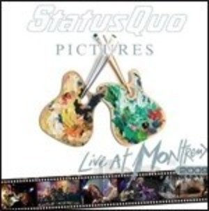 STATUS QUO - PICTURES. LIVE AT MONTREUX 2009 (CD)