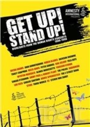 GET UP! STAND UP! THE HUMAN RIGHTS CONCERT 1986-1998 -2CD (CD)