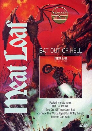 MEAT LOAF - BAT OUT OF HELL (2000 ) (DVD)